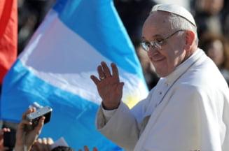 Papa cere sa se investigheze interzicerea sacrificiilor ritualice in Polonia