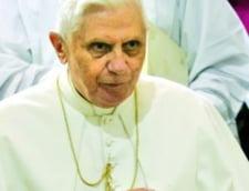 Papa i-a primit in audienta pe Bartolomeu I si pe primarul Romei