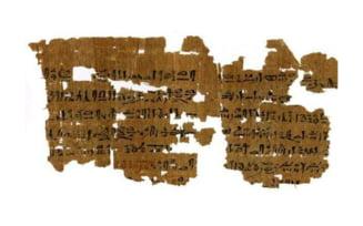 Papirusuri vechi, din Egiptul antic, traduse pentru prima oara. Cum aflau femeile ca sunt insarcinate si ce sex va avea copilul