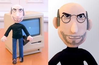 Papusa Steve Jobs a fost scoasa de pe piata, dupa presiunile Apple