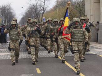 Parada de 1 Decembrie: 4.000 de militari vor defila in Bucuresti. Inclusiv trupe din 20 de state aliate