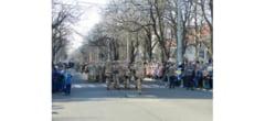 Parada de 1 decembrie inchide mai multe strazi