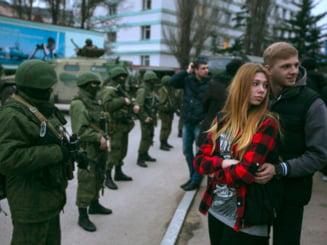 Paradisul anexat al lui Putin: In Crimeea se traieste doar cu banul jos