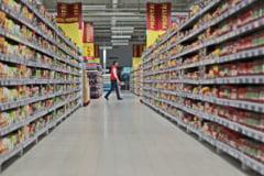 Paradoxul romanesc: scaderea TVA a adus cresterea pretului unor alimente cu pana la 40% la raft