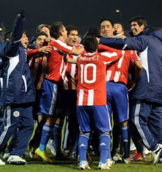 Paraguay, in finala Copei America (Video)