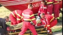 Parasutist ranit grav in comuna Clinceni: Cum s-a produs accidentul