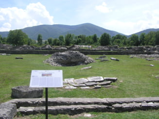 Parc arheologic la Sarmizegetusa - proiect initiat de Ministerul Culturii
