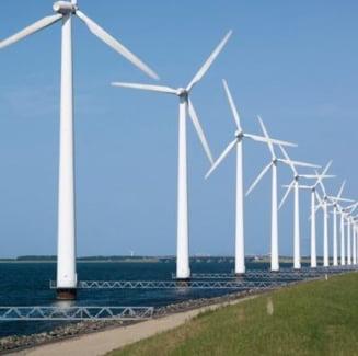 Parc eolian de 140 MW, construit de Enel in Tulcea