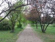 Parc nou pe malul lacului Fundeni