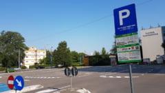 Parcarea in Mamaia, gratuita in extrasezon