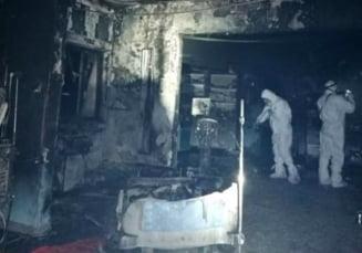 Parchetul General a dispus expertiza aparaturii medicale si a audiat alti martori, in cazul incendiului de la Spitalul din Piatra Neamt