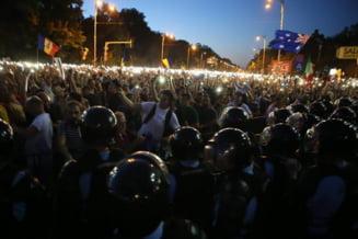 Parchetul Militar ancheteaza modul in care Jandarmeria a intervenit la protestele din Piata Victoriei