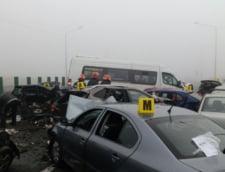 Parchetul a deschis dosar penal pentru tragedia de pe Autostrada Soarelui - nu se stie inca vinovatul