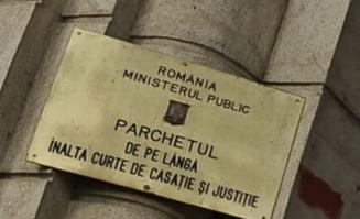 Parchetul a facut observatii la Statut: Parlamentul sa nu se substituie instantei de judecata