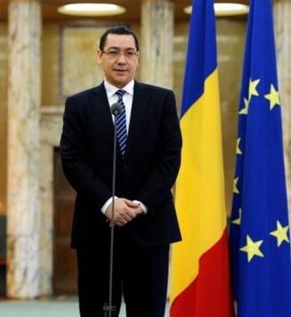 """Parchetul trimite plagiatul lui Ponta la ORDA. Premierul acuza """"loserii"""" presedintelui"""