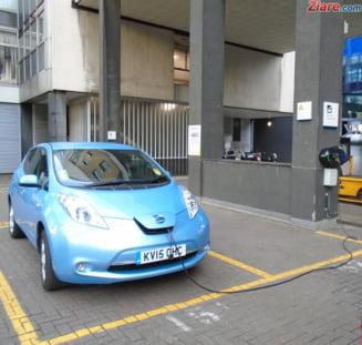 Parchezi gratuit in Bucuresti daca ai masina electrica - iata ce trebuie sa faci