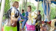 Parcul Copiilor si Parcul Rozelor vor gazdui evenimentele dedicate Zilei Copiilor -1 Iunie