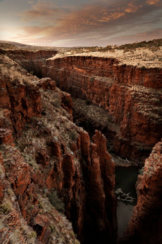 Parcul National Karijini, un paradis la un pas de-a fi pierdut (Galerie foto)