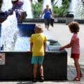 Parcurile Lumea Copiilor și Orășelul Copiilor se închid începând cu ora 17.00 din cauza avertizărilor de vijelie