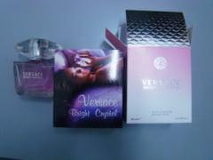Parfumuri contrafacute, confiscate la PTF Giurgiu