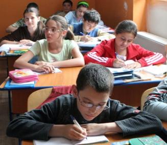 Parintii cer Ministerului Educatiei sa renunte la temele pentru acasa