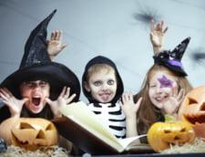 """Parintii cer interzicerea manifestarilor """"sataniste"""" de Halloween in scoli"""