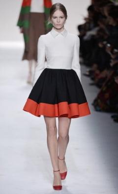Parisul da tonul in materie de moda - Iata trendurile pentru 2014 (Galerie foto)