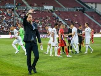 Pariul pe care Edi Iordanescu l-ar fi pus cu patronul CFR-ului: Titlul sau banii inapoi!