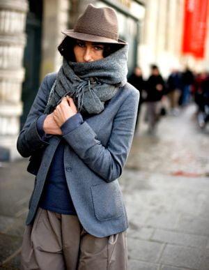Pariziencele ar putea purta, in sfarsit, legal pantaloni