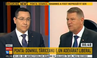 Parlamentari PNL atacati de Ponta, autosuspendati din partid