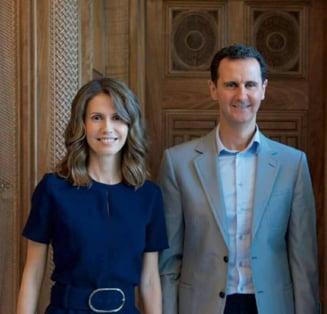 Parlamentari britanici cer retragerea cetateniei Asmei al-Assad, sotia presedintelui Siriei
