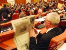 Parlamentarii PD-L au dat inca un vot gresit, impotriva Guvernului