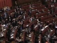 Parlamentarii condamnati vor fi privati de pensie, in Italia
