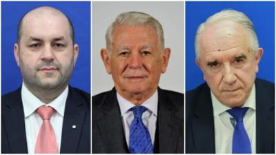 Parlamentarii cu bunuri si venituri de mii de euro, care vor sa oblige firmele, prin lege, sa angajeze pensionari. Melescanu, primul pe lista