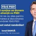 Parlamentarii fideli lui Ludovic Orban, mesaje împotriva unei alianțe cu PSD. Ionel Dancă anunță plecări din partid