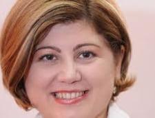 Parlamentarii si-au luat ramas bun de la Liana Dumitrescu