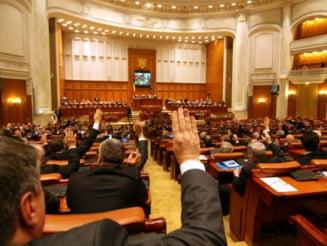 Parlamentarii taie bugetul Administratiei Prezidentiale - iata ce alte institutii raman fara bani