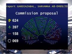 Parlamentul European a adoptat regulamentul care prevede taierea fondurilor UE pentru statele care nu respecta statul de drept