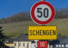 Parlamentul European discuta azi un nou raport in favoarea admiterii Romaniei in Schengen