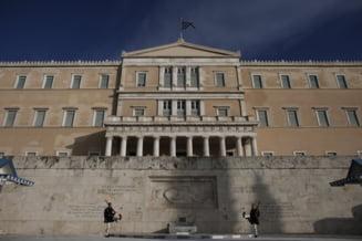 Parlamentul Greciei a fost dizolvat - Alegeri anticipate in ianuarie