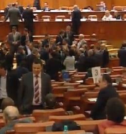 Parlamentul a adoptat Legea bugetului de stat, pe articole