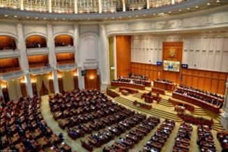 Parlamentul a adoptat hotararea de incuviintare a instituirii starii de alerta pe teritoriul Romaniei