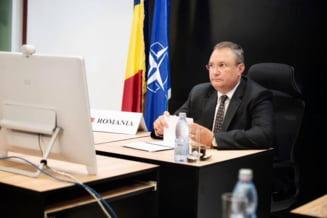 """Parlamentul a adoptat o hotarare privind infiintarea Comandamentului Corpului Multinational de Sud-Est. Ciuca: """"Va contribui la intarirea posturii de descurajare si aparare a flancului estic al NATO"""""""