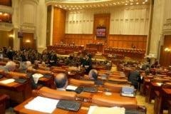 Parlamentul a adoptat rectificarea bugetara