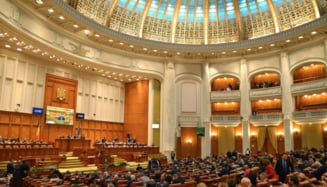 """Parlamentul a aprobat si bugetul asigurarilor sociale fara amendamente. Liderul senatorilor PSD: """"Descurcati-va, dragi romani"""""""