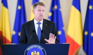 Parlamentul a respins cererea lui Iohannis de reexaminare pe una dintre Legile Justitiei