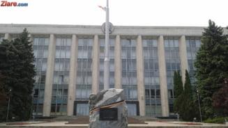 Parlamentul de la Chisinau cere Rusiei sa-si retraga trupele de pe teritoriul R.Moldova