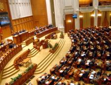 Parlamentul decide daca motiunea de cenzura se dezbate inainte sau dupa 25 mai