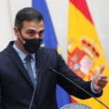 Parlamentul spaniol a respins cu o majoritatea zdrobitoare o motiune de cenzura a Guvernului Sanchez depusa de extrema dreapta