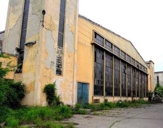 """Partea """"privata"""" din fosta uzina Rulmentul ar putea fi transformata in cartier de blocuri"""